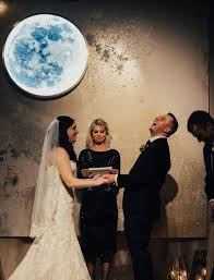 dancing in the moonlight a luxe emerald green wedding with