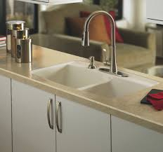 bathroom unusual and cheap mico faucets for inspiring innovative impressive kitchen installation with nice mico faucets in metal chrome material design with side soap dispenser