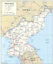 World Map Korea Map Of North Korea North Korea Travel Map North Korea Political Map