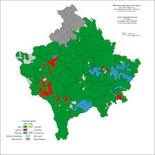 Warlight Maps File Kosovo 2011 Religion Gif Wikimedia Commons