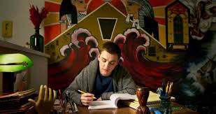 Seeking Kyle Actor Review Welcome To Happiness With Kyle Gallner Seeking Answers