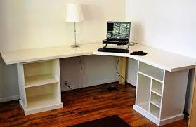 Corner Computer Desk White Corner Computer Desk Creating A Modern Look Home Design