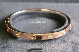 bracelet cartier ebay images Cartier love bracelet size 16 cartier love bracelet size 16 in jpg