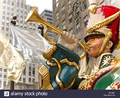 toy soldier statue decoration christmas rockefeller center nyc