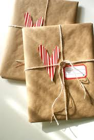 brown gift wrapping paper 11 sweet gift wrapping ideas for s day