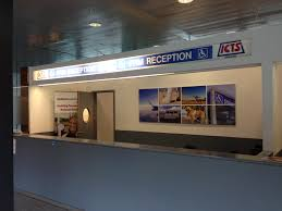 Reception Desks Ireland by Reduced Mobility Fly From Shannon Airport