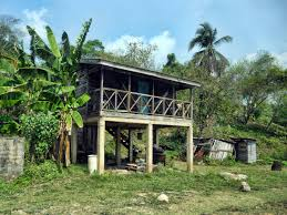 photo of the week belize u0027s stilt houses
