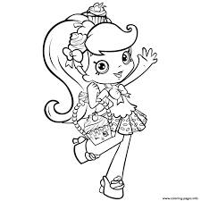 25 shopkins coloring pages free printable ideas