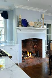 medieval kitchen design fireplace ideas decor mantel brick designs