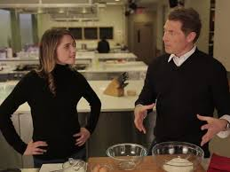 Food Network Bobby Flay Thanksgiving Watch Bobby Flay Cook Pasta And Pancakes With His Daughter Sophie