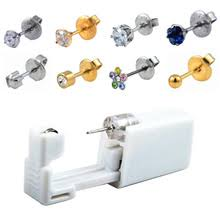sterilized ear piercing studs ear piercing studs promotion shop for promotional ear piercing