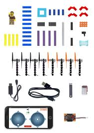 diy drone build your own lego drones with flybrix diy drone kits technabob