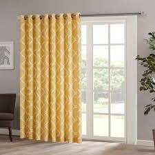 Grommet Drapes Patio Door Buy Patio Curtain From Bed Bath U0026 Beyond