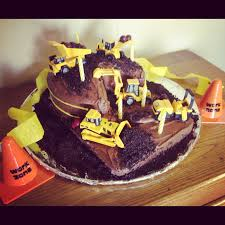 cat construction birthday cake get in my belly pinterest