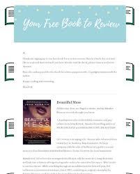 book author newsletter gallery and exles mailerlite