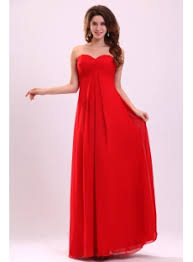 Red Cocktail Dress Plus Size Dramatic Red Chiffon Prom Dress For Plus Size 1st Dress Com