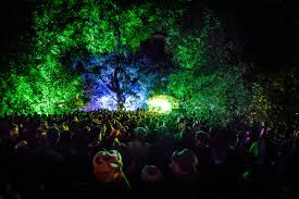 Zoo Lights Woodland Park Zoo by Ra The Zoo Project Festival 2014 At Donnington Park Midlands 2014