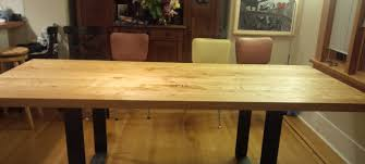 Maple Kitchen Table  Home Design And Decorating - Maple kitchen table
