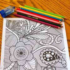 winter coloring pages for adults all about coloring pages