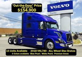 volvo truck dealer greensboro nc 2018 volvo vnl64t780 canton oh 122370732