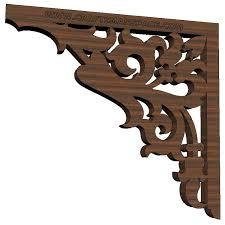 Woodworking Plans Shelf Brackets by Scrollsaw Shelf Brackets