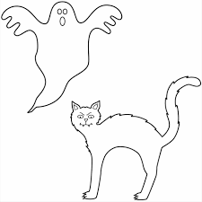 coloring halloween ghost coloring pages with stories for funny