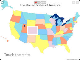 america and america map quiz america map quiz with states ambear me