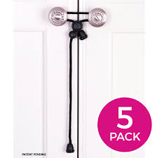amazon com child cabinet locks for baby safety pairs with dark