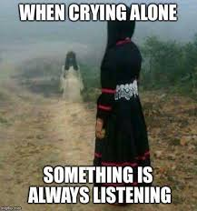 Scary Ghost Meme - hmong ghost stories photos facebook