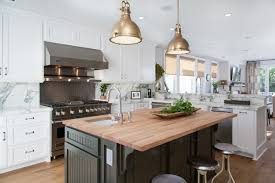 california cape cod beach style kitchen orange county by