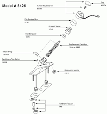 Moen Kitchen Faucet Models Repair Parts And Finish Trim Kits For Moen Faucets Throughout Moen