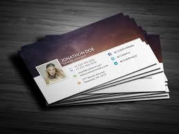 Facebook Logo For Business Card Facebook Timeline Style Businesscard Business Card Templates