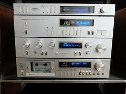 Car Audio Decks My 1980 Pioneer Syscom Component Stereo Audiokarma Home Audio