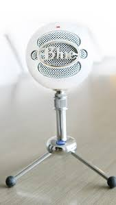 Desk Mic For Gaming by Blue Microphones Products Snowball