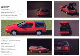 nissan langley hatchback this crazy old nissan nx sportbak is pulsar iffic