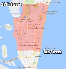 Miami Dade County Map by Miami U0027s Final Zika Zone Has Been Lifted Curbed Miami