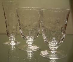 bicchieri a calice bicchiere acqua calice acqua pois