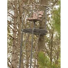 guide gear rail 360 swivel 20 ladder tree stand 690338