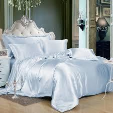 White Silk Bedding Sets Silk Bed Comforter Sets Best 25 Set Ideas On Pinterest Bedding 3