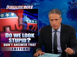 jon stewart nails mitt romney caign for out of context you