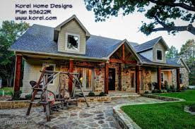 Barn Style House Plans With Wrap Around Porch by Home Texas House Plans Over 700 Proven Home Designs Online By