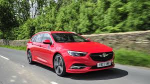 2017 vauxhall insignia sports tourer review looks good value