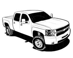 Chevy Cars Truck Coloring Pages Best Place To Color Coloring Truck Pages