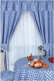 Checkered Curtains by Checkered Kitchen Curtains Photo U2013 4 U2013 Kitchen Ideas