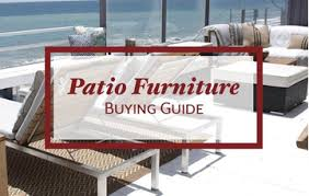 Patio Furniture Buying Guide by Buying Guides Ideas U0026 Resources