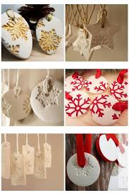 embossed clay decorations air clay emboss and polymer clay