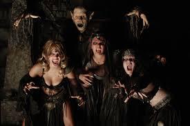 netherworld network haunted houses