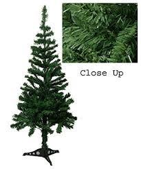 unlit christmas trees 4 pine artificial christmas tree unlit