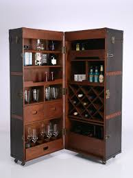 Wohnzimmer Bar Kaufen Kare 73933 Schrankkoffer Bar Colonial Amazon De Küche U0026 Haushalt