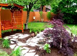 Budget Backyard Landscaping Ideas Backyard Landscaping Ideas On A Budget Small Pond Pictures